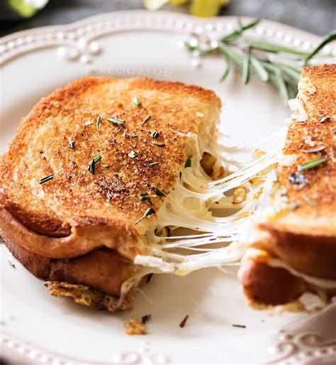 Cooking The Cover Gourmets Grilled Cheese by Ultimate Gourmet Grilled Cheese The Chunky Chef