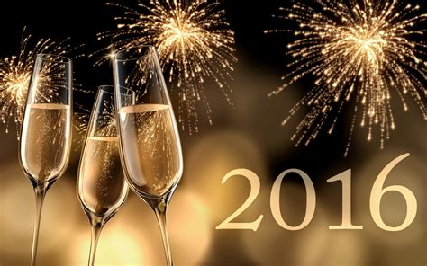 new year in 2016 happy new year 2016 pied type