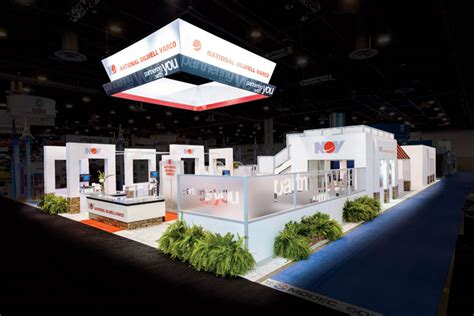 trade show booth design houston national oilwell varco national oilwell varco wanted a