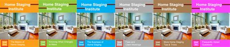 learn home staging a complete home staging course books home staging certification create your own home