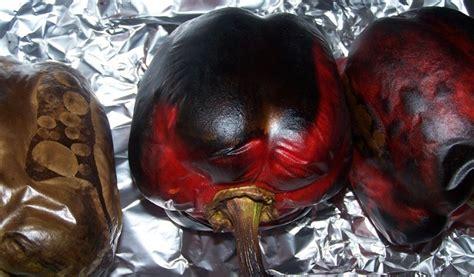 Poivrons Grillés Au Four by Salade De Poivrons Grill 233 S Gloubiblog
