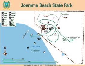 joemma state park map joemma state park wa