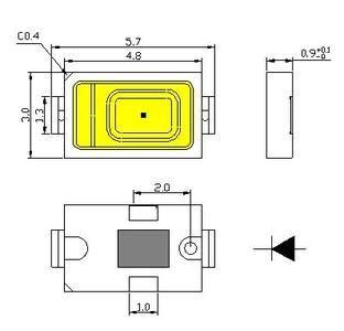 led len china test 0 5w white 5730 smd led specifications buy 5730 smd led