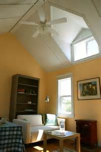 Bedroom Ideas Pinterest vaulted ceilings with dormers make the living room feel