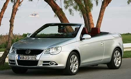 2007 volkswagen eos first drive review motor trend 2007 volkswagen eos first drive review car and driver upcomingcarshq com