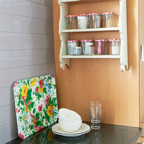 country style shelving painted shelving country kitchen ideas housetohome co uk