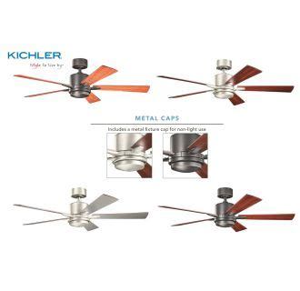 kichler ceiling fan installation instructions kichler 300176ni brushed nickel 52 quot indoor ceiling fan