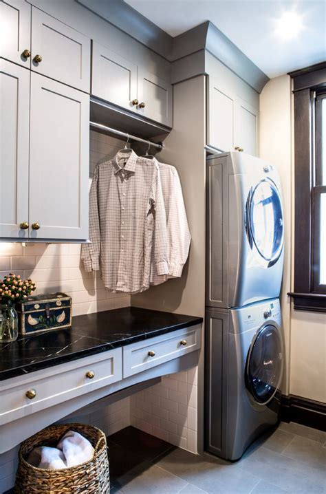 Hanging Cabinets In Laundry Room Best 25 Grey Laundry Rooms Ideas On Laundry Room Colors Bathroom Paint Colours And
