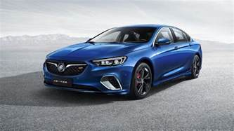 Buick Gs 2018 Buick Regal Gs Here S Your Look The Torque