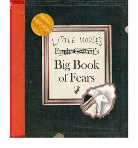 big book of pictures mouse s big book of fears emily gravett