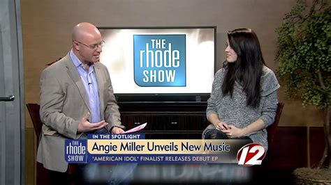 angie miller weathered angie miller on new ep weathered the rhode