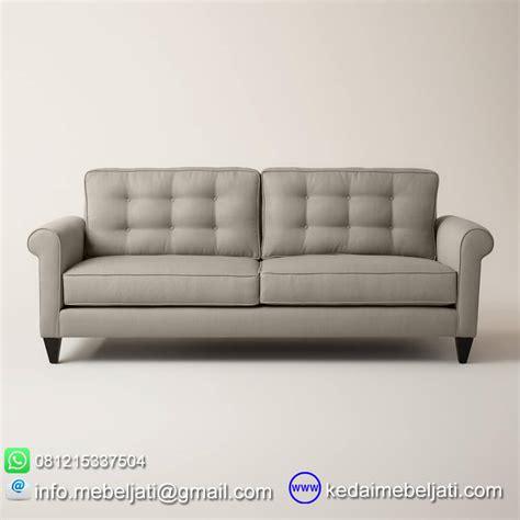 Daftar Sofa Ruang Tamu Minimalis beli sofa ruang tamu minimalis auckland rangka kayu jati