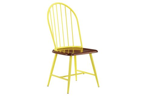 Yellow Dining Table And Chairs Shanilee Dining Table With Four Yellow Side Chairs