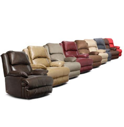 art van recliners art van signature recliners leather recliners