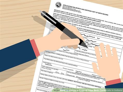 Indiana Vital Records Birth Certificate 4 Ways To Obtain A Copy Of Your Birth Certificate In Indiana