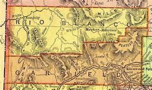 garfield county colorado genealogy census vital records