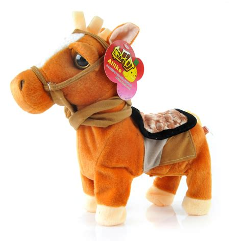 aliexpress toys toy rope cayuse electric plush toy horse music mechanical