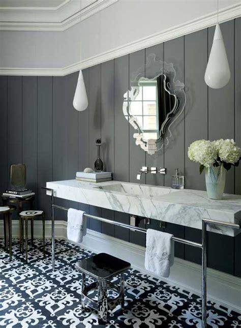 20 Stunning Art Deco Style Bathroom Design Ideas