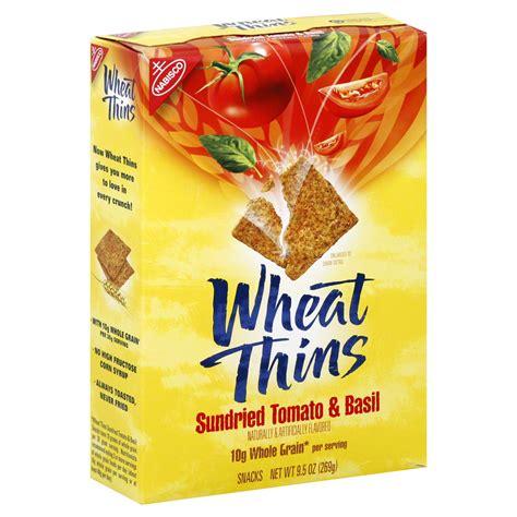 Wheat Thins Upc Barcode Upcitemdb Com Garden Vegetable Wheat Thins