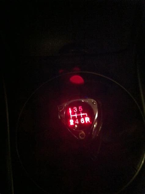Rx8 Illuminated Shift Knob by Looking For Illuminated Gear Knobs Rx8club