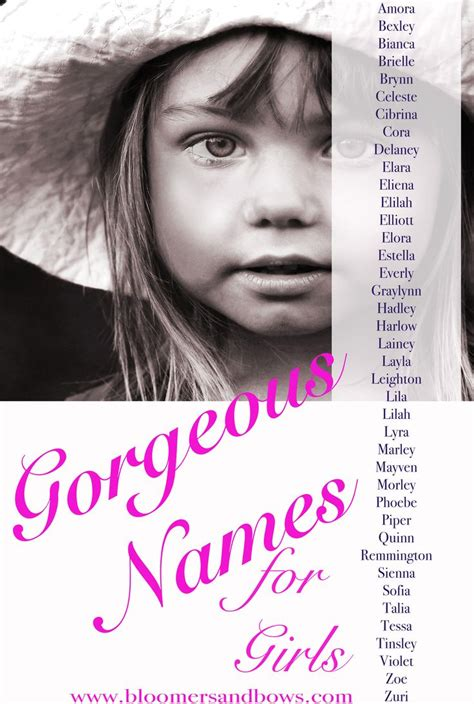17 best ideas about babies names for girls on pinterest