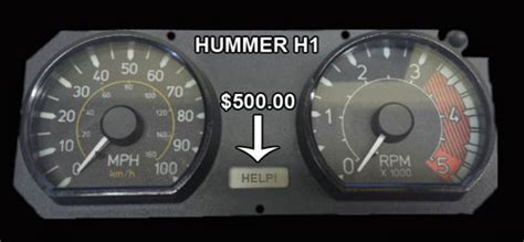manual repair free 1999 hummer h1 instrument cluster service manual instruction for a 2002 hummer h1 instrument cluster how to open service