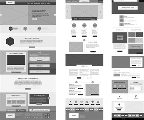 website design layout definition designing a website layout 5 steps from idea to reality