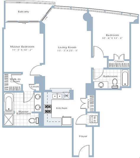 The Chandler Chicago Floor Plans | the chandler chicago floor plans the chandler chicago