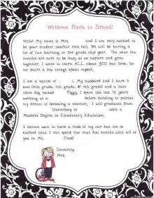 student teacher introduction letter my future classroom