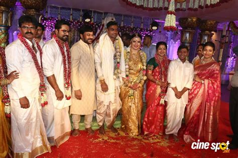 Radhika Sarathkumar daughter Rayane wedding photos (2)