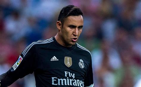real madrid goalkeeper keylor navas denies interest