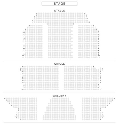 Opera House Manchester Seating Plan Reviews Seatplan Seating Plan Manchester Opera House