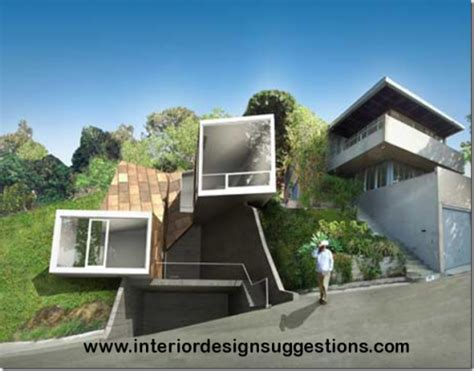 Charming House Blueprints For Sale #2: Home-design-ideas-container-underground-homes_316623-500x392.jpg