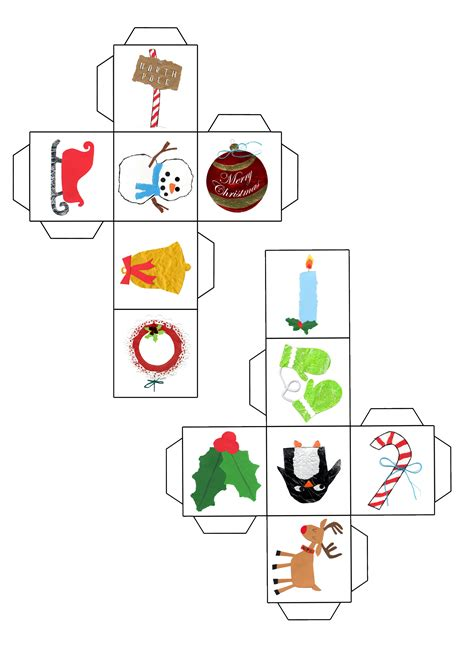 printable story dice christmas story dice articulation360