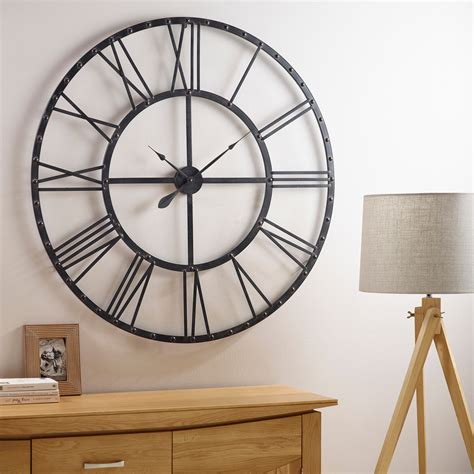 Oak Furniture Land Clocks by Tosca