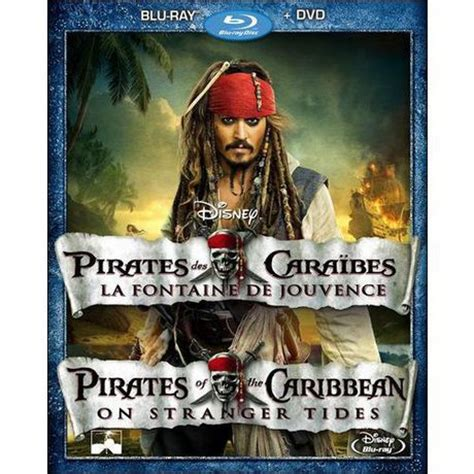 Dvd Of The Caribbean 4 On Tides of the caribbean on tides 2 disc