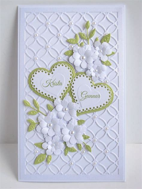 How To Make Handmade Wedding Cards - best 25 wedding cards ideas on wedding