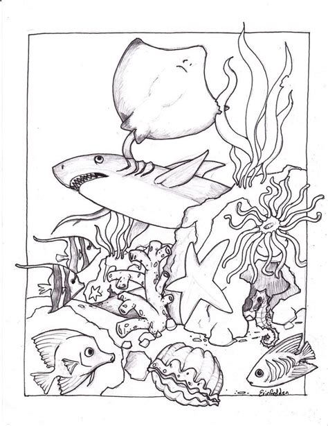 lego underwater coloring pages underwater coloring pages coloring home