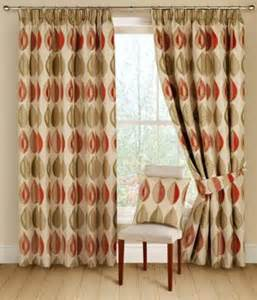 Terracotta Curtains Ready Made Terracotta Kyra Ready Made Curtains Free Uk Delivery