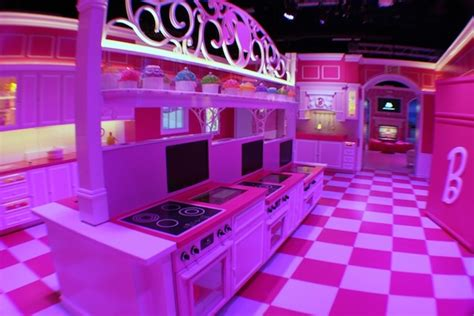 real barbie house real life barbie dreamhouse experience with rfid wristbands zara stone