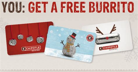 Chipotle Gift Card Special - best gift card deals chipotle noahsgiftcard