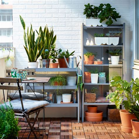ikea garden 14 great ideas for transforming your tiny balcony into a