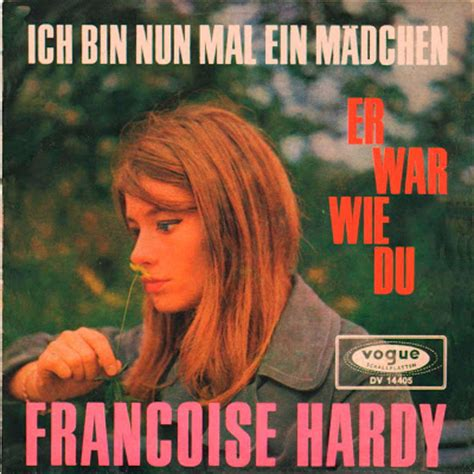 francoise hardy biggest hit voila fran 231 oise hardy s german recordings