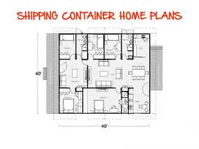 shipping containers house plans container house design