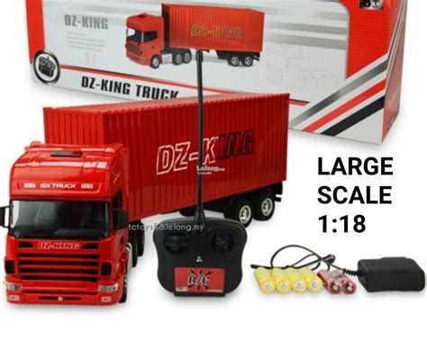 Harga Rc Truck Container Scania dz king rc truck 1 18 remote end 8 27 2018 3 05 pm