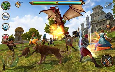 celtic heroes 3d mmorpg 2 67 apk data for android - Celtic Heroes Apk