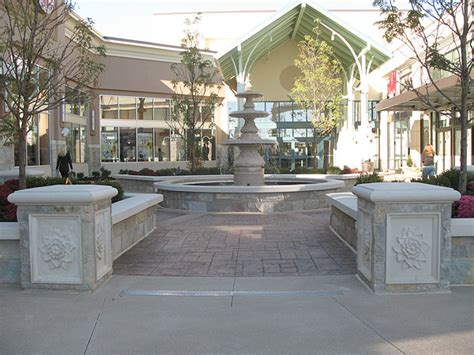 layout of castleton square mall a whirlwind tour of decorative concrete in the greater