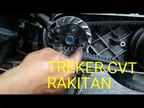 Buka Puli Cvt Motor Matic Big alat rakitan sederhana buka cvt matic