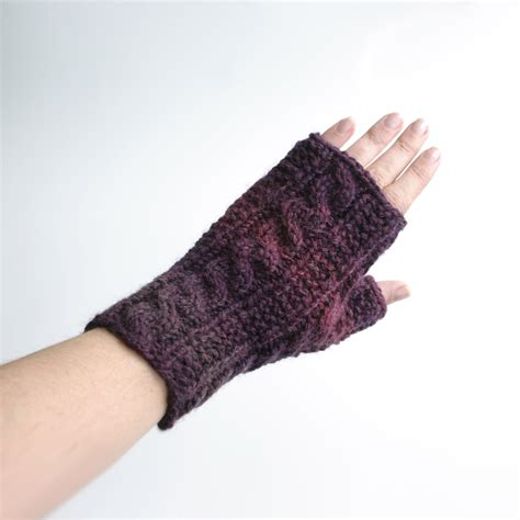 knit fingerless gloves pattern free knit pattern gingerbread icing fingerless gloves
