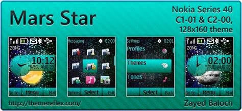themes for nokia c1 c2 mars star live theme for nokia c1 01 c2 00 2690 128